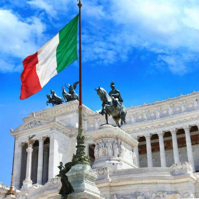 Guía Roma, Vittorio Emanuele II