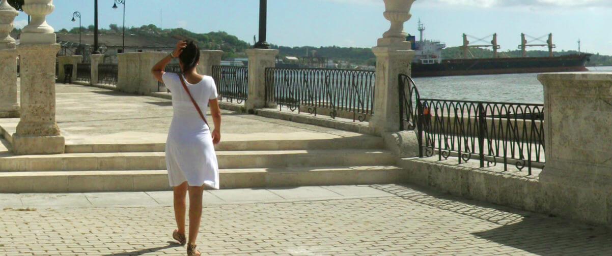 Guía La Habana, Paseo Alameda de Paula