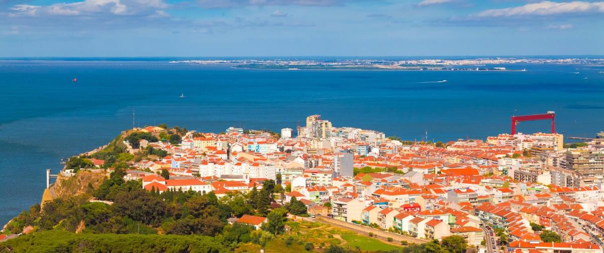 Guía Lisboa, Almada