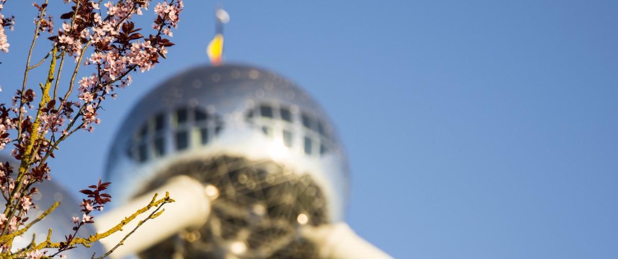 Guía Bruselas, Atomium