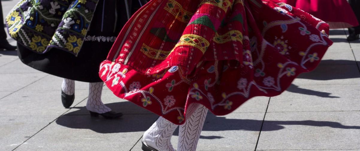 Guía Lisboa, Baile tradicional portugués