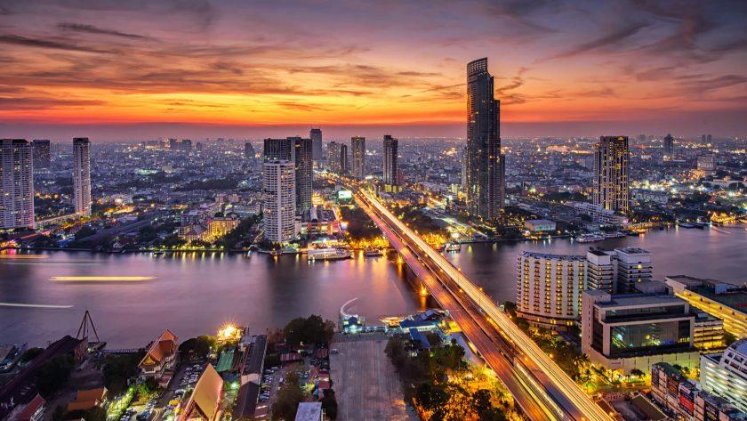 Guía Bangkok