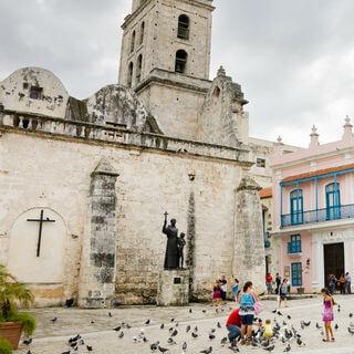 Guía La Habana, Basílica y Plaza San Francisco de Asís