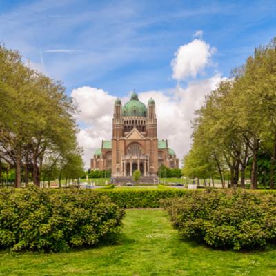 Guía Bruselas, Basílica del Sagrado Corazón