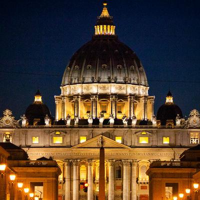 Guía Roma, Basílica de San Pedro