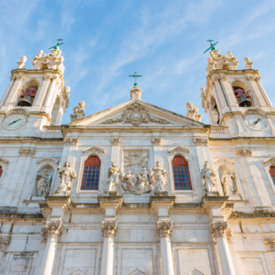 Guía Lisboa, Basílica da Strela