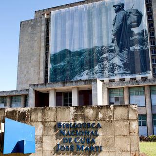 Guía La Habana, Biblioteca Nacional Cuba