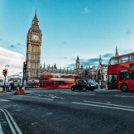 Guía Londres, Big Ben