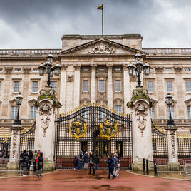 Guía Londres, Buckingham Palace