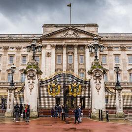 Guía Londres, Buckingham Palace