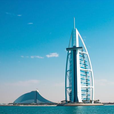 Guía Dubai, Burj Al Arab, Dubai