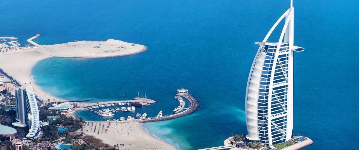 Guía Dubai, Burj-Al-Arab, Dubai