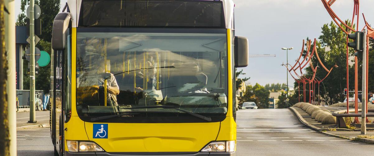 Guía Berlín, Bus Berlín