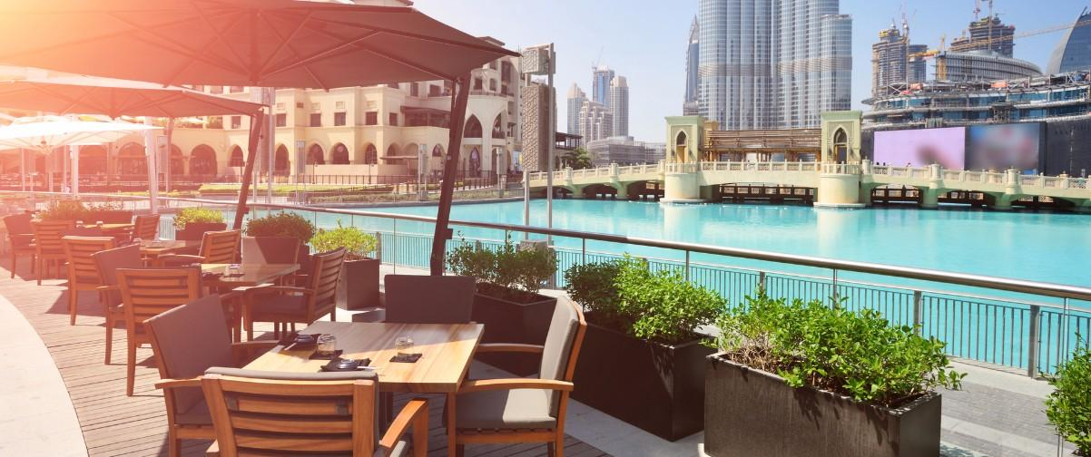 Guía Dubai, Cafeteria Dubai