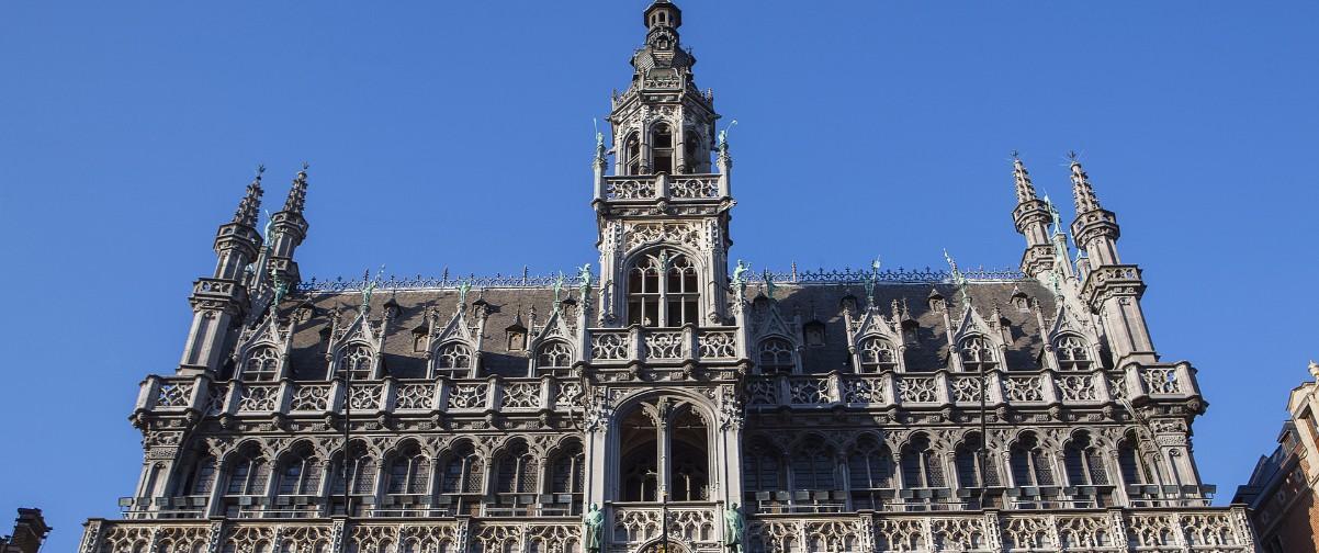 Guía Bruselas, Casa del rey