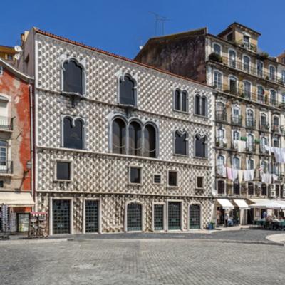Guía Lisboa, Casa dos Bicos