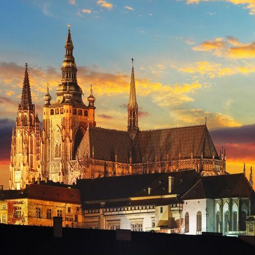 Guía Praga, Castillo Praga