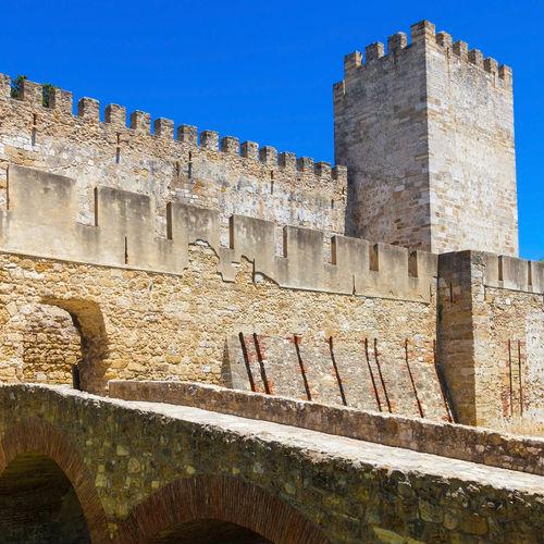 Guía Lisboa, Castillo de San Jorge