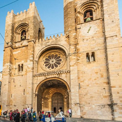 Guía Lisboa, Catedral Lisboa