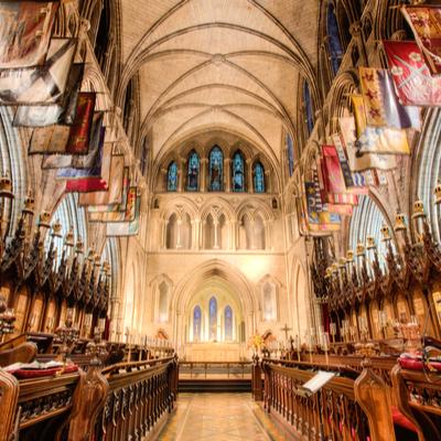 Guía Dublín, Catedral San Patricio