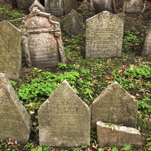 Guía Praga, Cementerio Judío