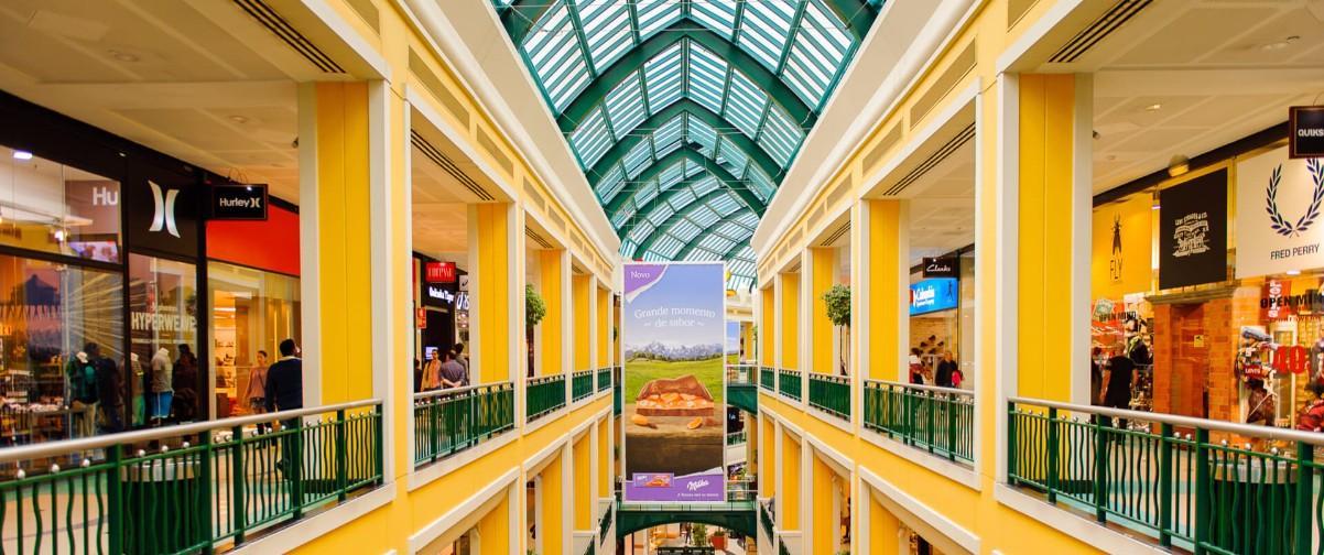 Guía Lisboa, Centro comercial Colombo