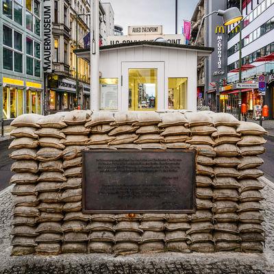 Guía Berlín, Checkpoint Charlie