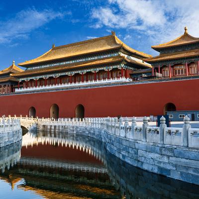 Guía Pekín, Ciudad Prohibida