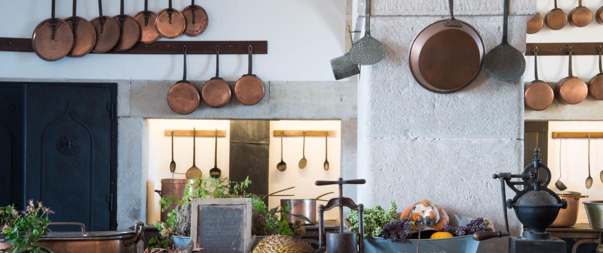 Guía Lisboa, Cocina e ingredientes
