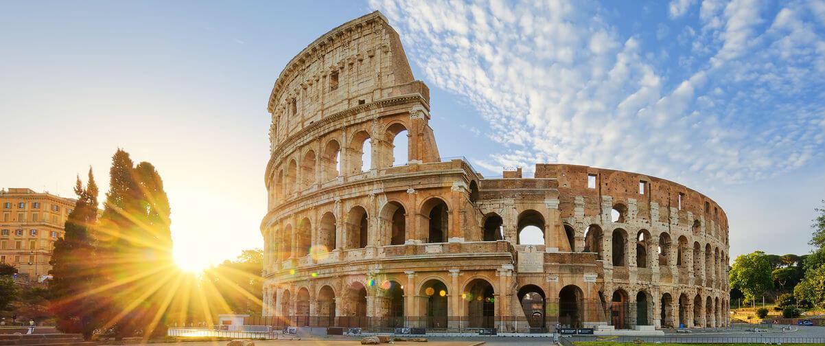 Guía Roma, Coliseo Romano