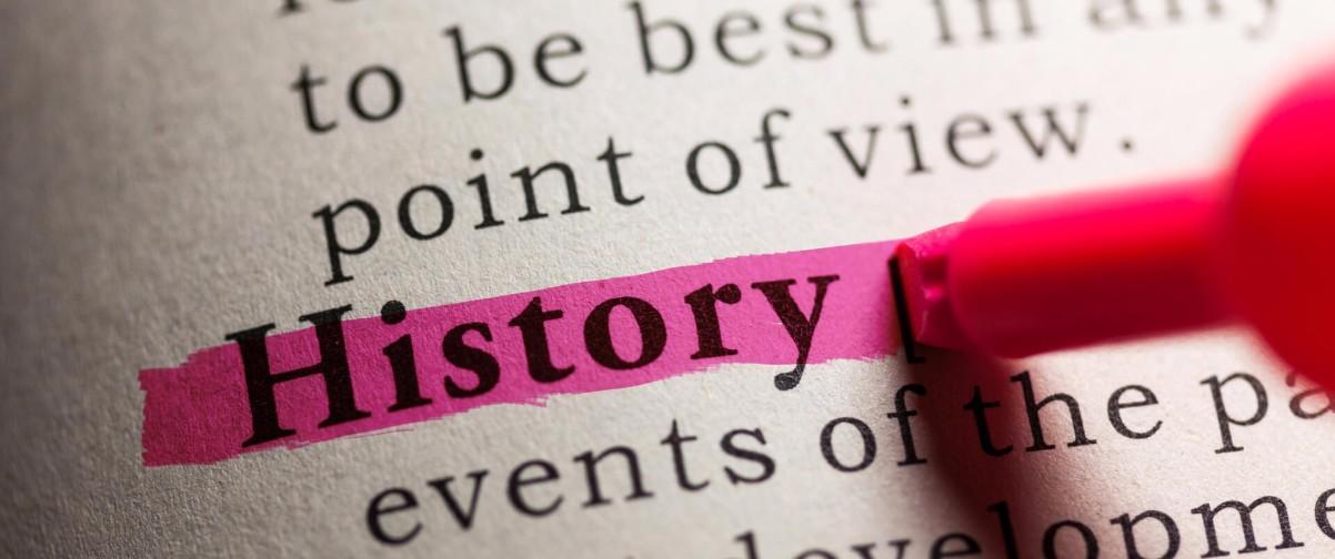 Definición historia