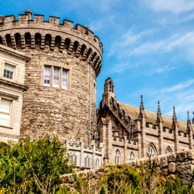 Guía Dublín, Dublin Castle