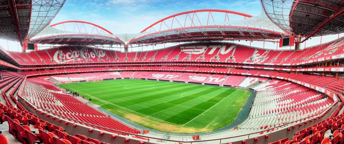Guía Lisboa, Estadio Benfica