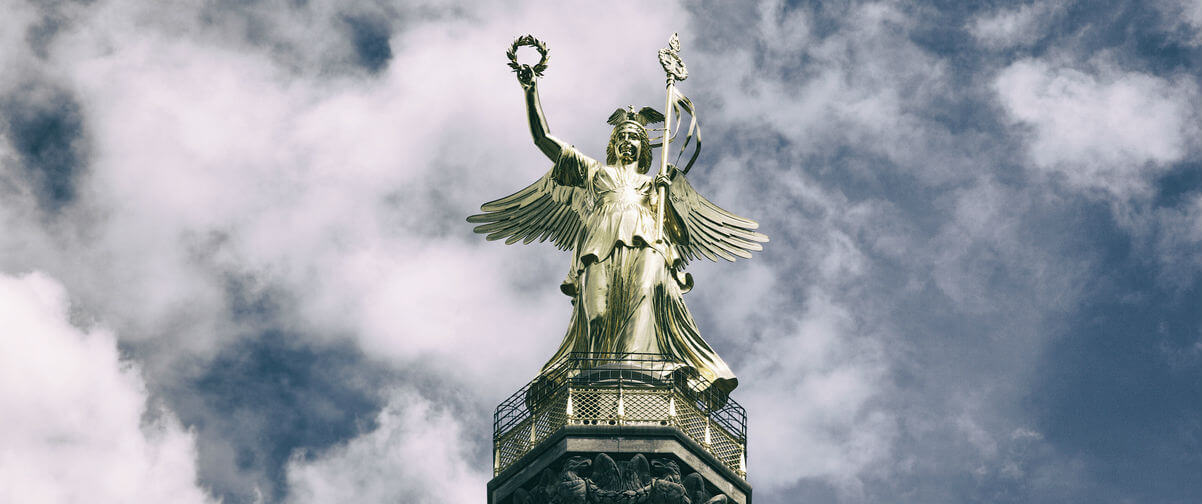 Guía Berlín, Estatua de la Victoria