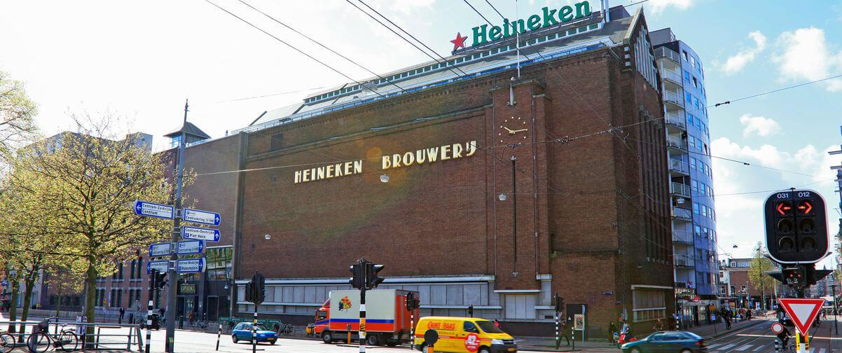 Fábrica de Heineken