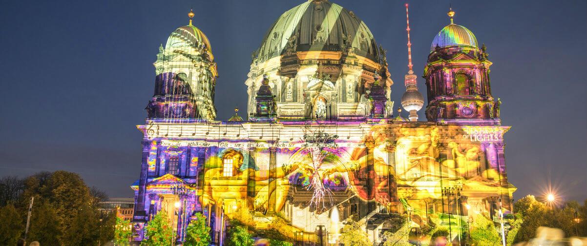 Guía Berlín, Festival Luces