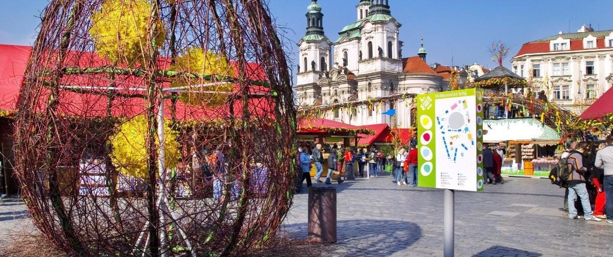 Guía Praga, Fiestas Praga