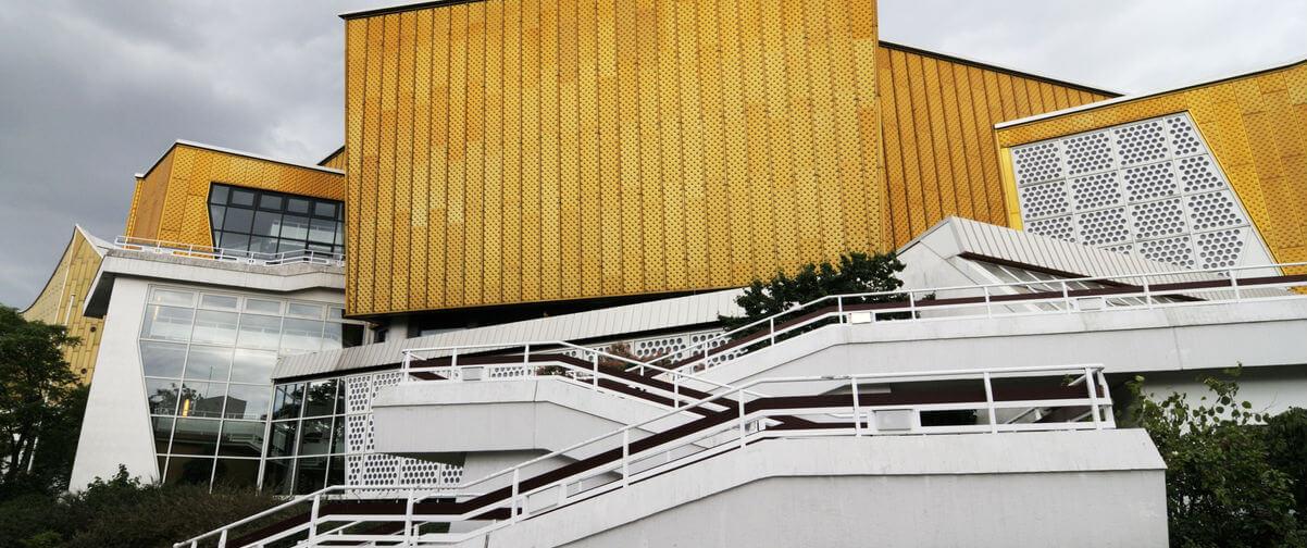 Guía Berlín, Orquesta Filarmónica