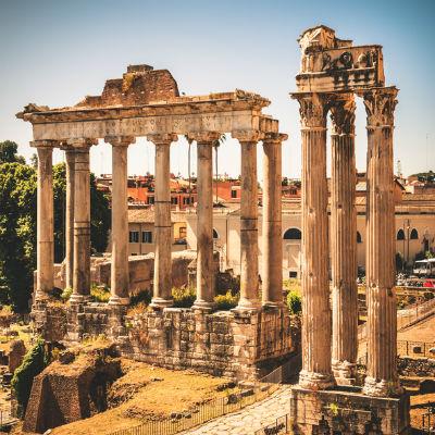 Guía Roma, Foro romano