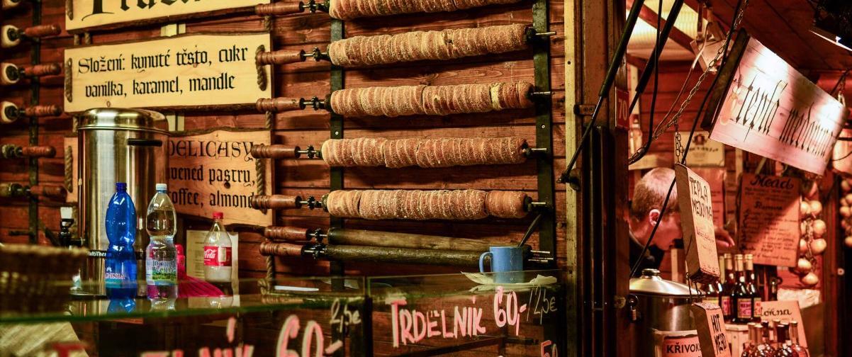 Guía Praga, Gastronomía