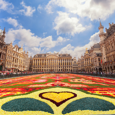 Guía Bruselas, Grand Place