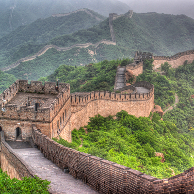 Guía Pekín, Gran muralla China, Beijing