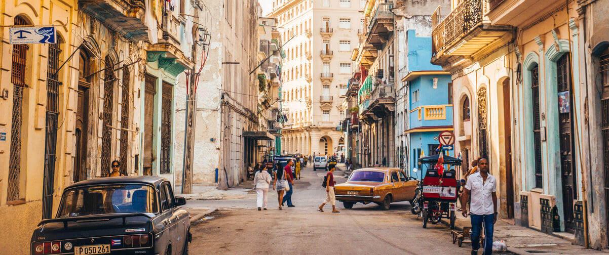 Guía La Habana, Habana Vieja