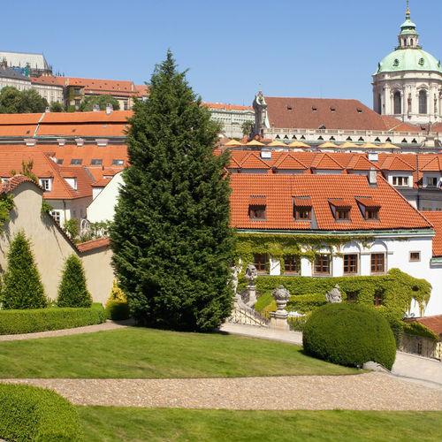 Guía Praga, Jardines Vrtba
