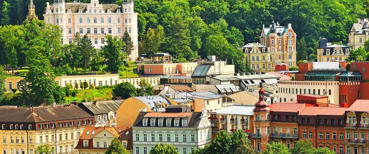 Guía Praga, Karlovy Vary