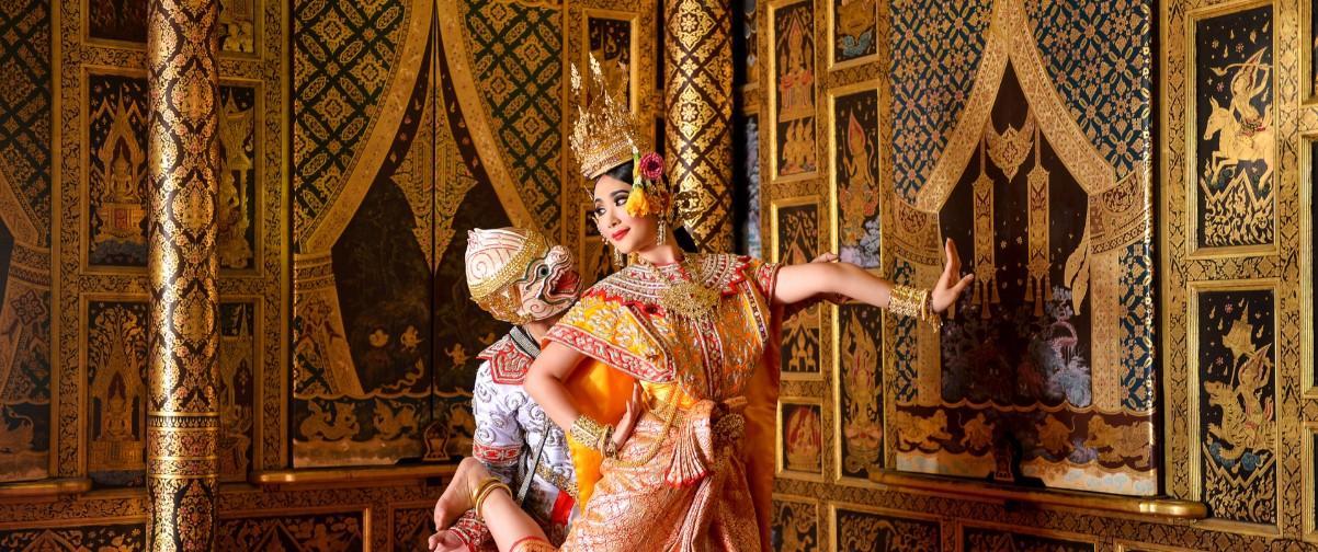 Guía Bangkok, Khon - traditional dance Thailand
