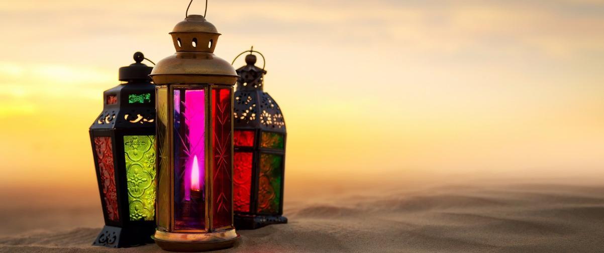 Guía Dubai, Linterna Ramadán