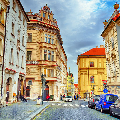 Guía Praga, Mala Strana