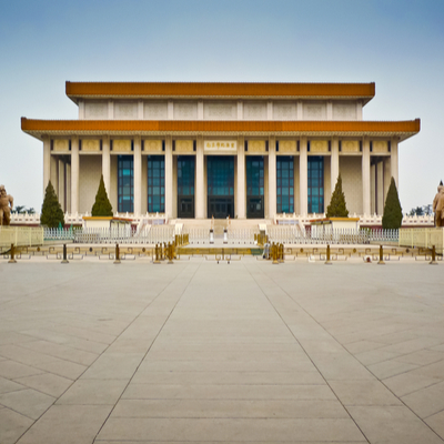Guía Pekín, Mao Tse Tung Memorial