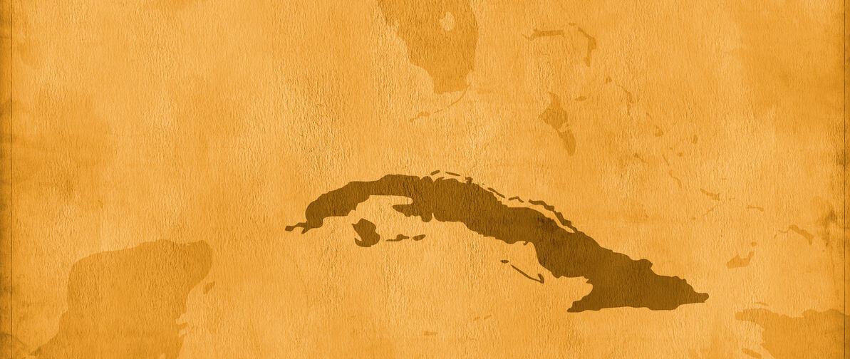 Guía La Habana, Mapa Cuba
